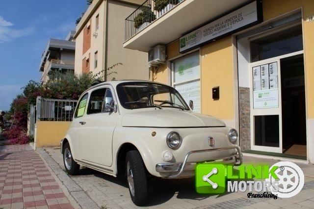 1970 Fiat 500 L RESTAURO TOTALE For Sale (picture 1 of 6)