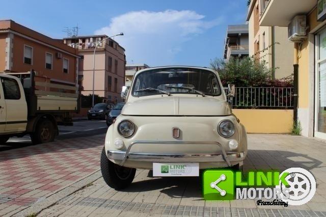 1970 Fiat 500 L RESTAURO TOTALE For Sale (picture 2 of 6)