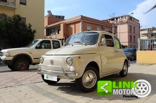 1970 Fiat 500 L RESTAURO TOTALE For Sale (picture 3 of 6)