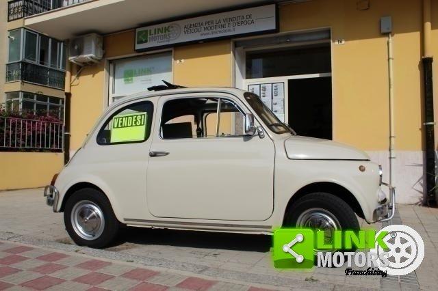 1970 Fiat 500 L RESTAURO TOTALE For Sale (picture 4 of 6)