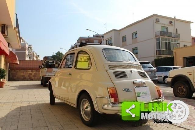 1970 Fiat 500 L RESTAURO TOTALE For Sale (picture 6 of 6)