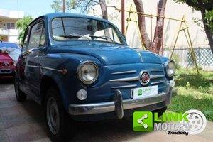 FIAT 600 D SPORTELLI A VENTO 1961 - ISCRITTA ASI For Sale