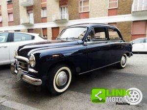 Fiat 1400 A anno 1954 *ASI*RESTAURATA* For Sale