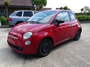 2008 FIAT 500  For Sale by Auction