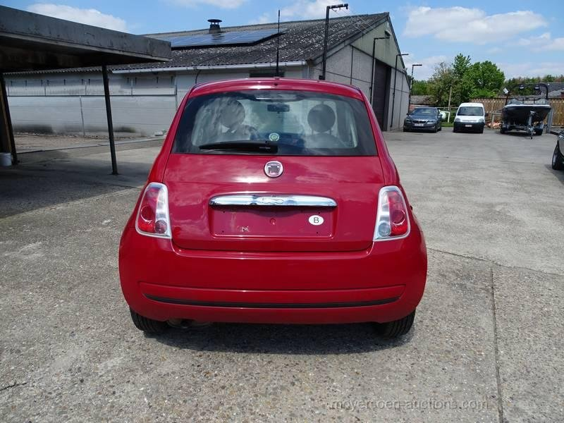 2008 FIAT 500  For Sale by Auction (picture 3 of 6)