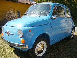 1970 Fiat 500L For Sale by Auction