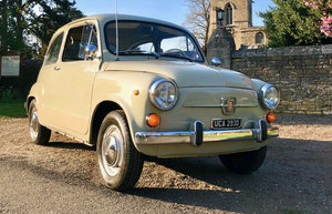1966 Fiat 600D For Sale by Auction