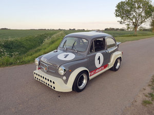 1969Fiat600Abarth recreation For Sale by Auction