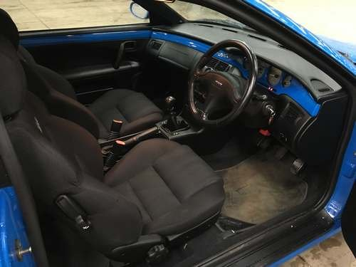1999 Fiat Coupe 20v Turbo at Morris Leslie Auction 17th August For Sale by Auction (picture 5 of 6)