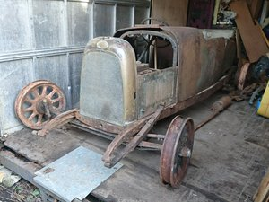 1923 FIAT 501 Restoration Project For Sale