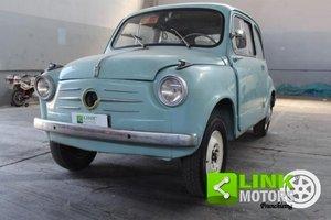 FIAT 600 SPORTELLI A VENTO 1956 - BASE RESTAURO For Sale