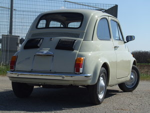 1965 Gorgeous, original, one owner Fiat 500F For Sale