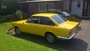 Fiat 124 Sport Coupe 1600 1971 For Sale