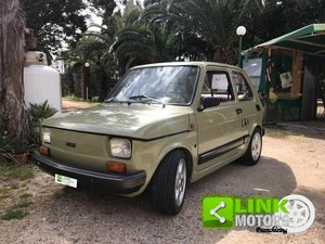 Fiat 126 Personal 4 1981 Restauro TOTALE For Sale