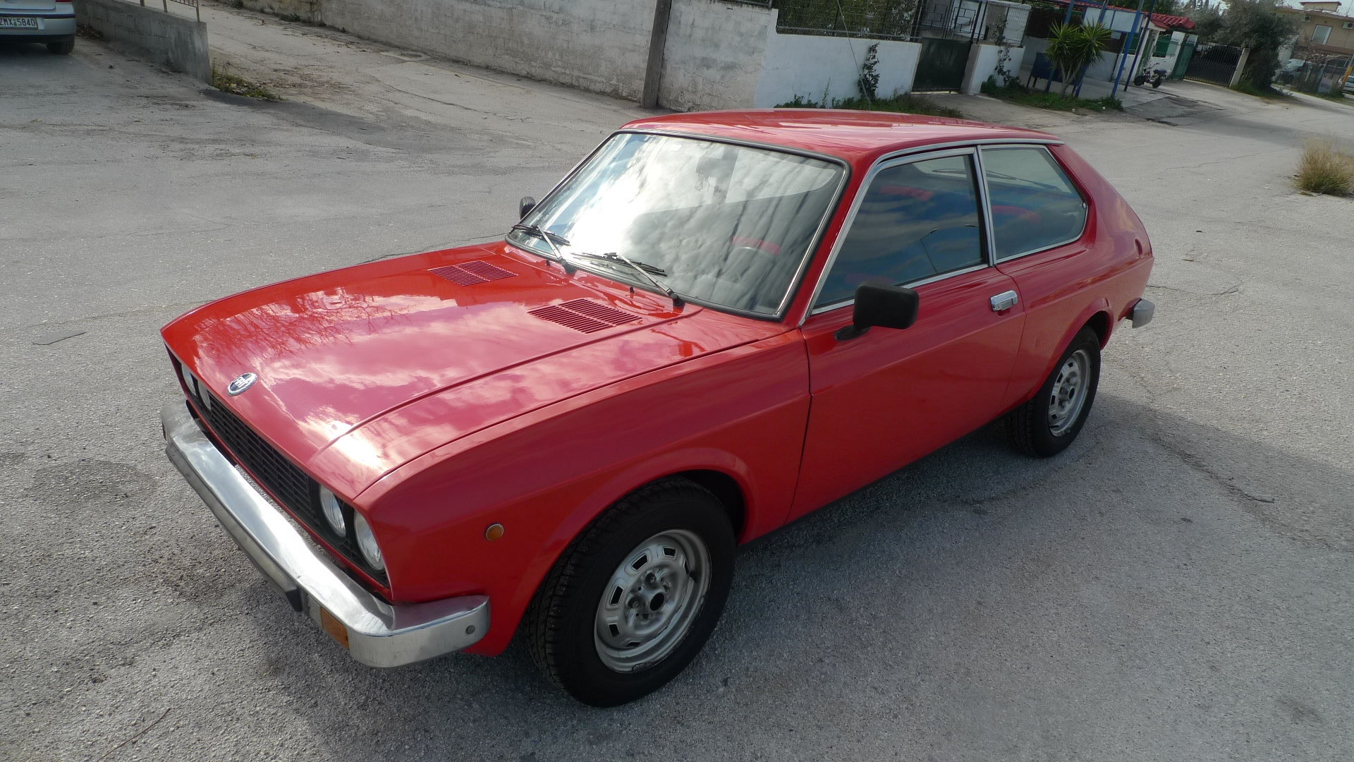 3 X Fiat 128 3P, models 1975, 76, 79 For Sale (picture 3 of 6)