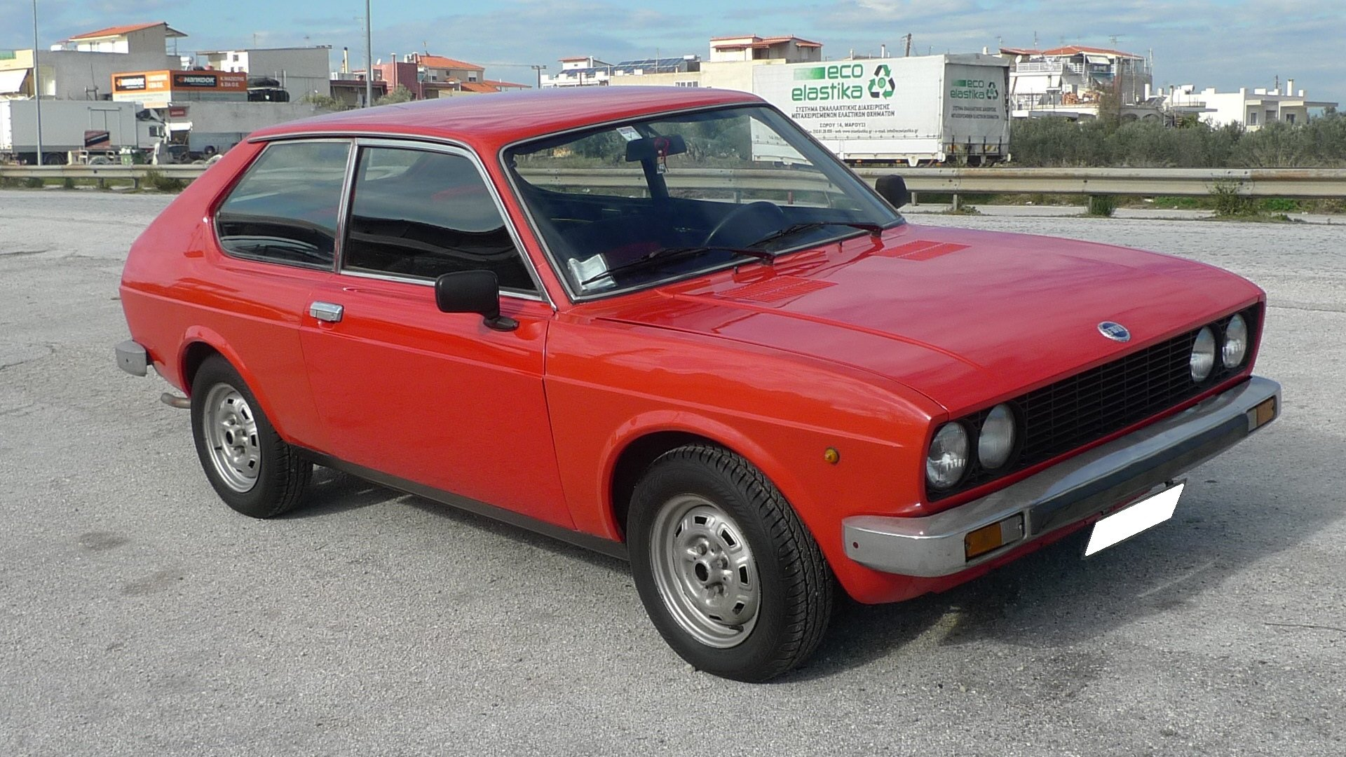 3 X Fiat 128 3P, models 1975, 76, 79 For Sale (picture 5 of 6)
