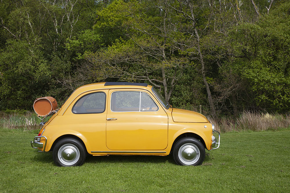 1970 FIAT 500L LHD - RESTORED In Beamish Auction July 2019 SOLD by Auction (picture 5 of 5)