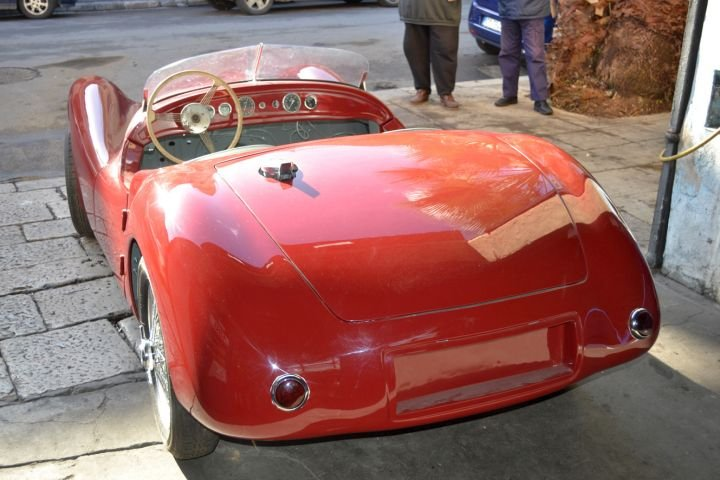 Fiat 508C barchetta by Bidée LHD - 1938 For Sale (picture 5 of 6)