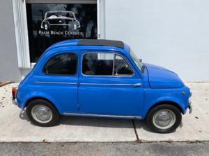 1962 Fiat 500 = clean Blue driver  $11.9k For Sale