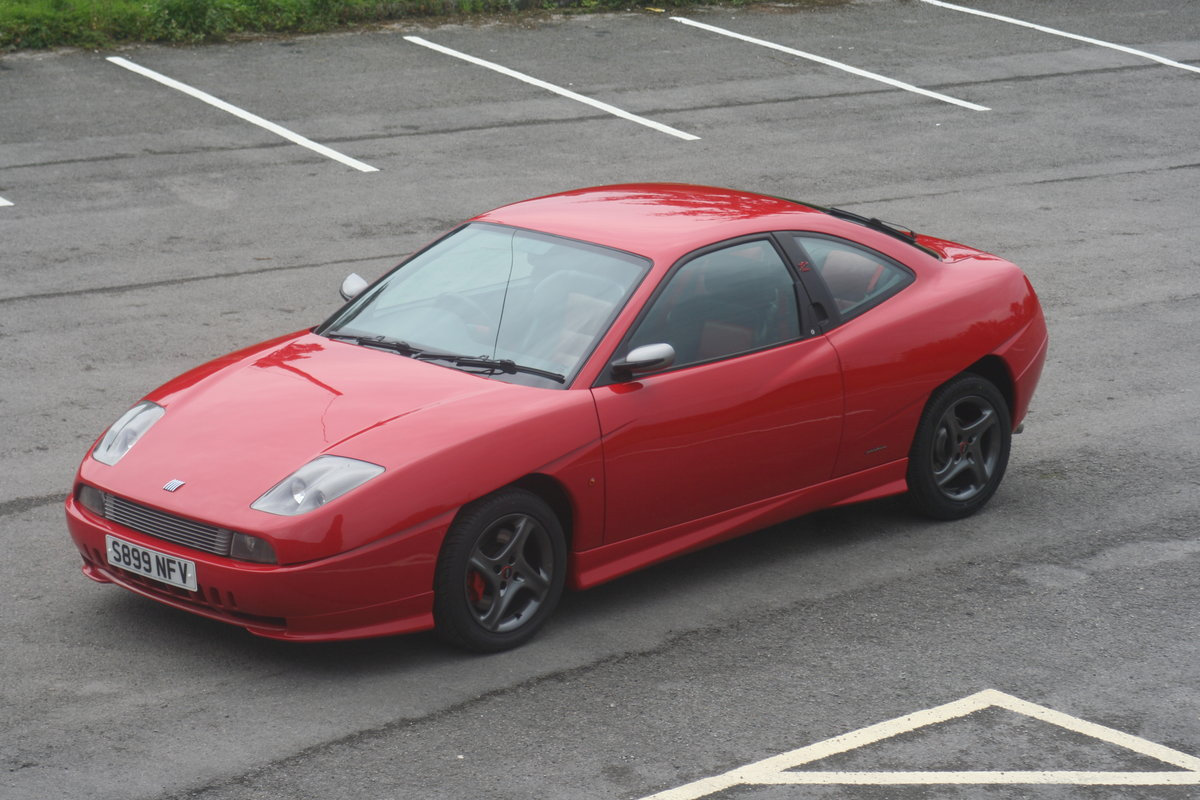 1999 Fiat Coupe 20v Turbo Le, Limited Edition. Poss PX For Sale (picture 1 of 6)