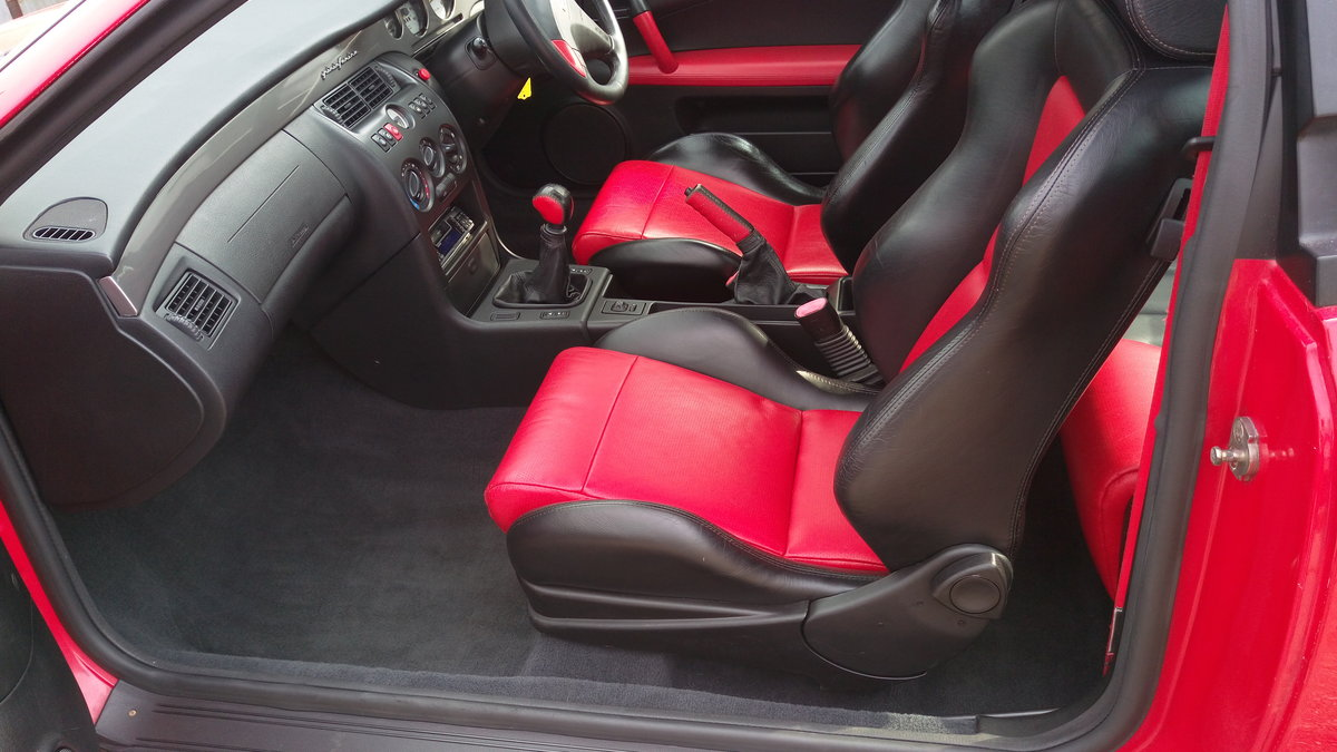1999 Fiat Coupe 20v Turbo Le, Limited Edition. Poss PX For Sale (picture 3 of 6)