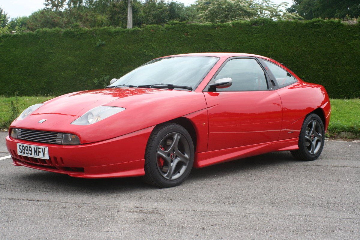 1999 Fiat Coupe 20v Turbo Le, Limited Edition. Poss PX For Sale (picture 4 of 6)