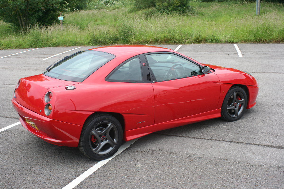 1999 Fiat Coupe 20v Turbo Le, Limited Edition. Poss PX For Sale (picture 5 of 6)