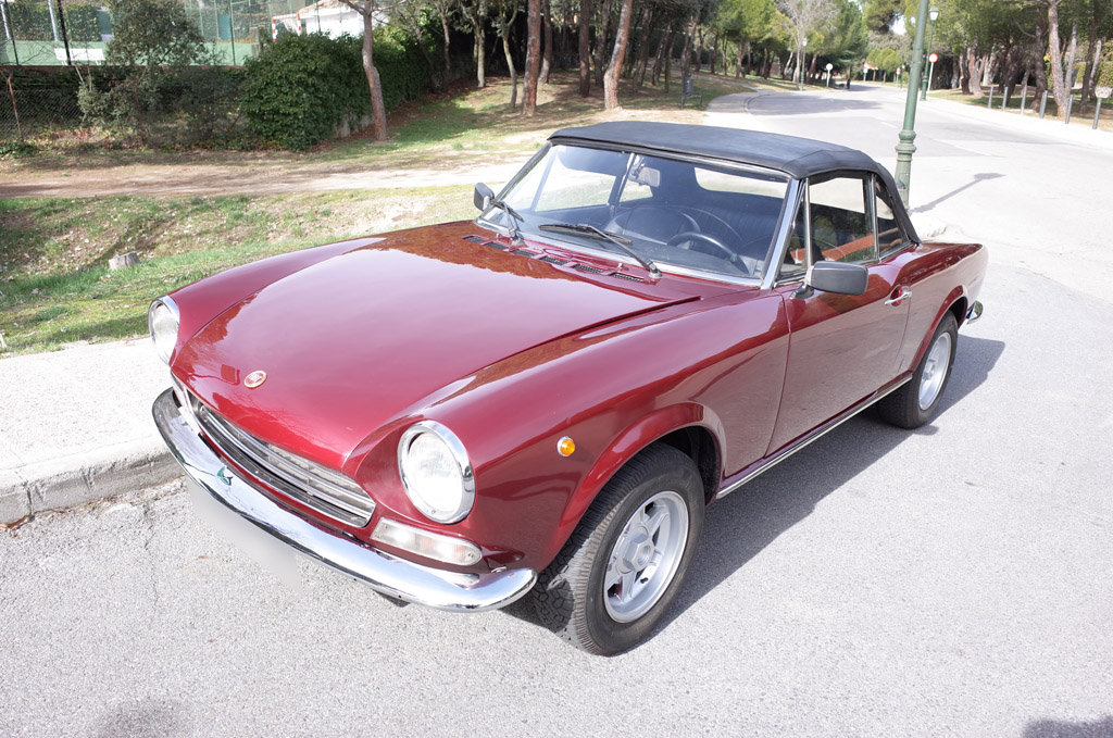 1974 Fiat 124 Sport For Sale (picture 1 of 5)