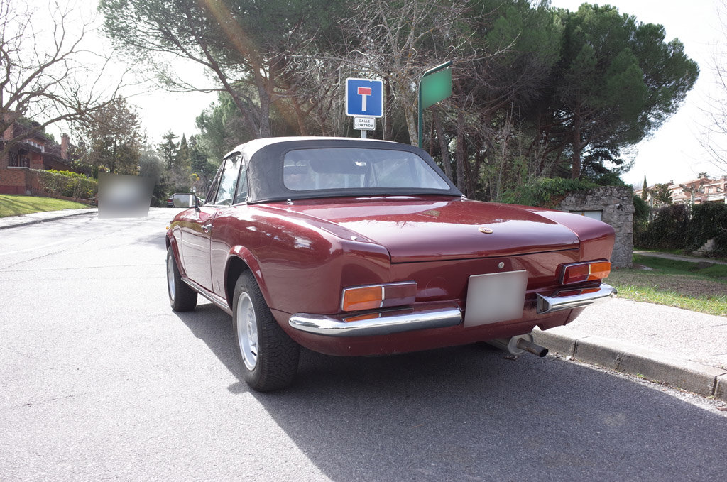 1974 Fiat 124 Sport For Sale (picture 5 of 5)