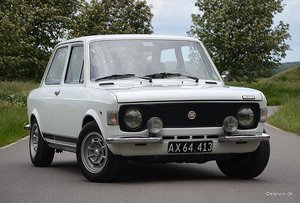 1973 Fiat 128 Rally in pristine condition