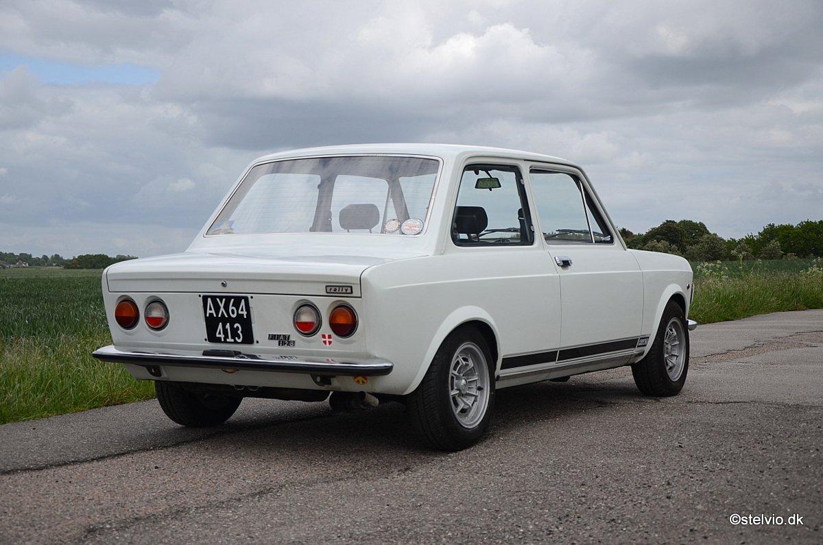 1973 Fiat 128 Rally in pristine condition For Sale (picture 2 of 6)