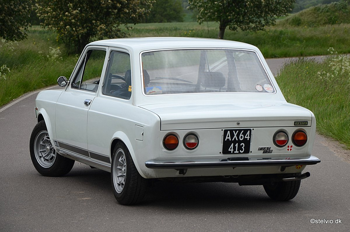 1973 Fiat 128 Rally in pristine condition For Sale (picture 3 of 6)