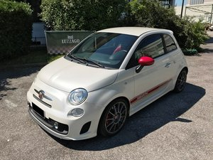 2008 FIAT 500 OPENING EDITION CHASSIS 000 OF 149 SOLD