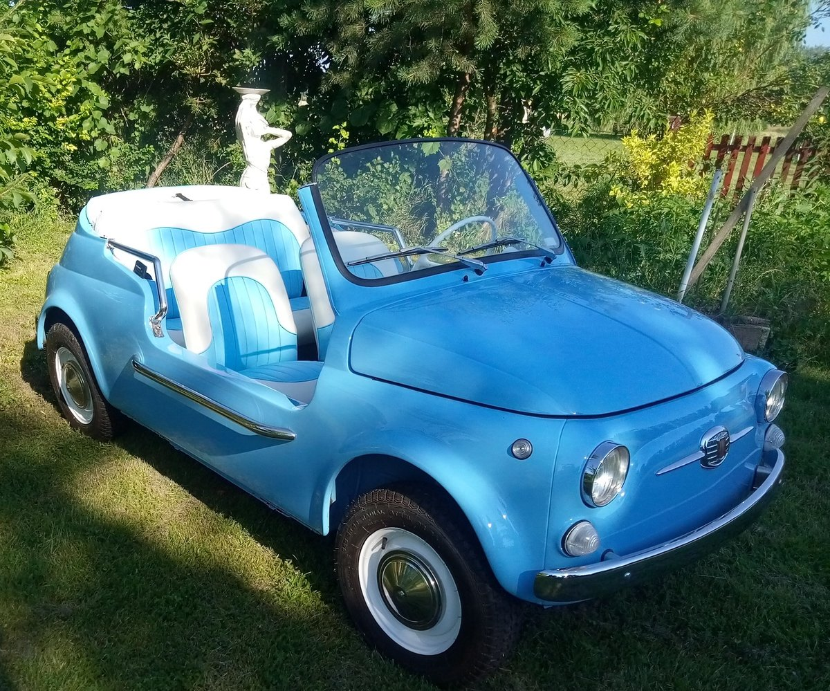 1969 The EXACT copy of the classic FIAT 500 beach car  For Sale (picture 1 of 6)