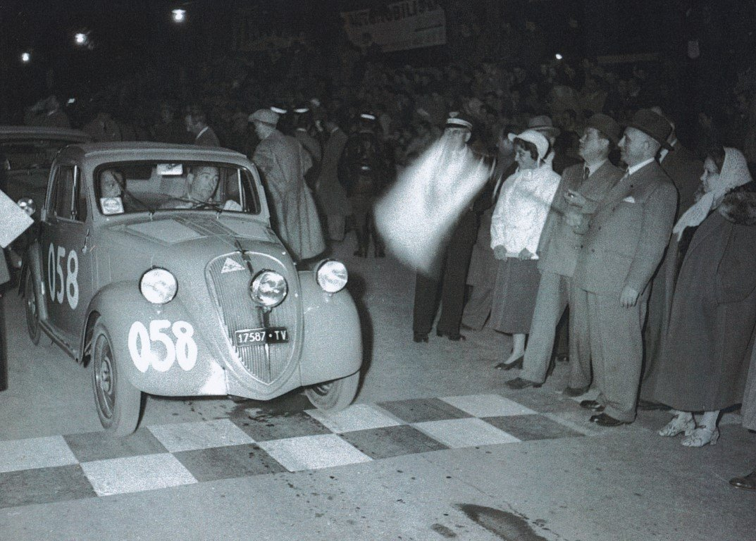 "1948 FIAT 500B ""Topolino"" ex Mille Miglia 1950 For Sale (picture 5 of 6)"