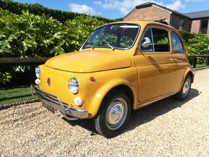 1970 Fiat 500 - Fantastic Condition - Tax & Mot Exempt -  SOLD