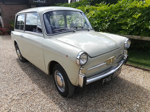 1968 Fiat Autobianchi Estate - 26,000km - Mot & Tax Exempt -  For Sale