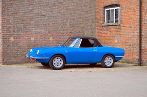 1972 Fiat 850 Sport Spider For Sale by Auction