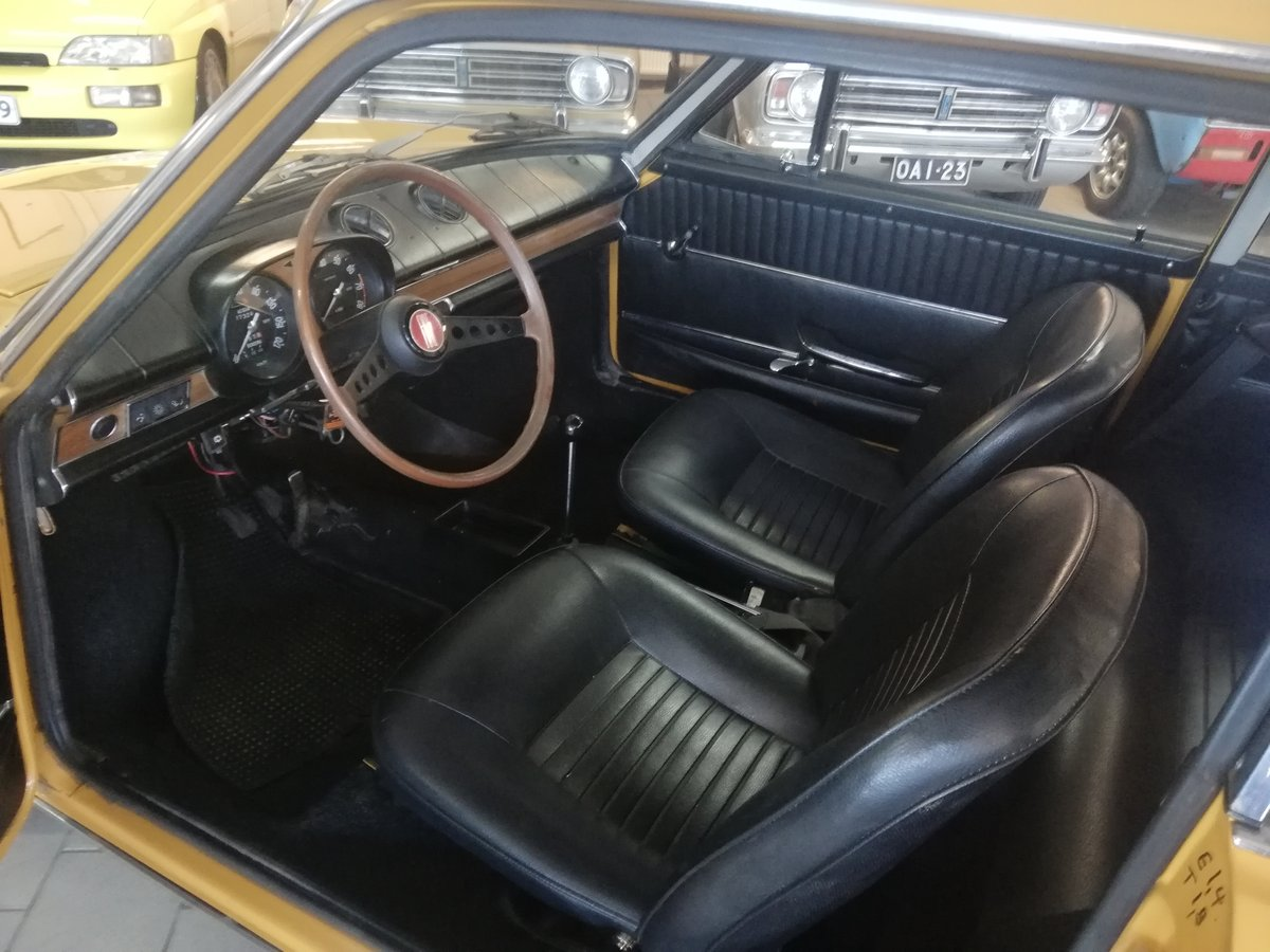 1971 Fiat Coupe Sport 850-100 GBC For Sale (picture 4 of 6)