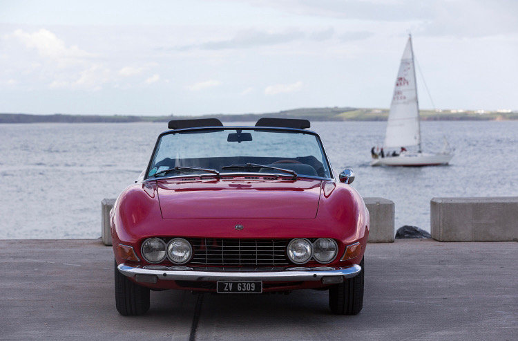 1967 Fiat Dino 2-litre Spider SOLD by Auction (picture 4 of 6)