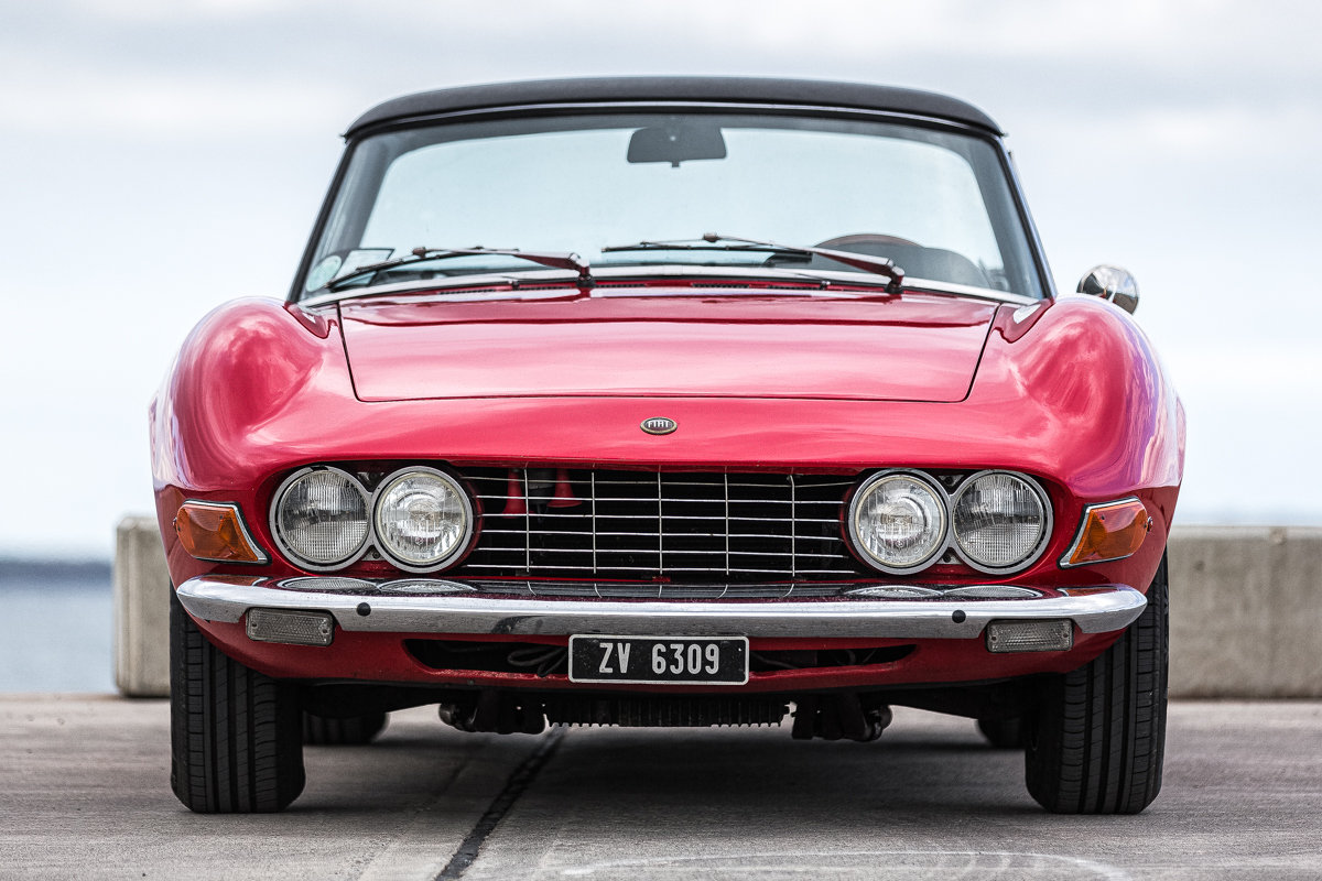 1967 Fiat Dino 2-litre Spider SOLD by Auction (picture 5 of 6)