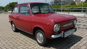 1971 Fiat 850 Berlina (LHD) with 114.000 km For Sale