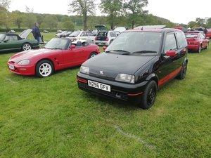 1995 Fiat Cinquecento Homage to Abarth For Sale