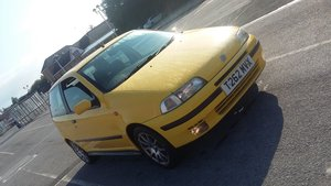 1999 Fiat punto 1.2 Sporting mk1 For Sale