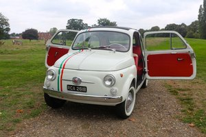 FIAT 500 D Nova 1964 LHD For Sale