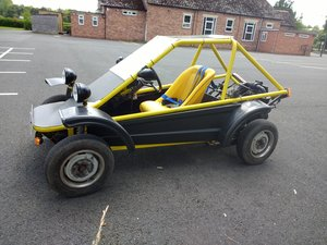 1977 Fiat 126 Blitz Buggy For Sale