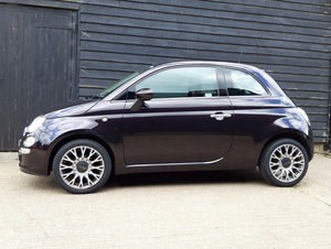2014 FIAT 500 1.2 LOUNGE GOOD SPEC: Leather,Low Miles,1 Owner SOLD