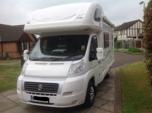 2007 Fiat Ducato 5 Berth  Swift Suntor Motorhome  For Sale