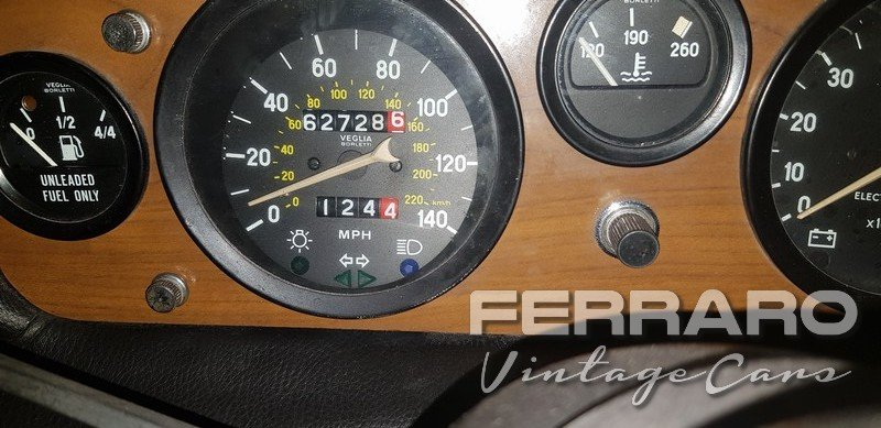 1979 Fiat 124 Sport Spider 2.0 Automatic For Sale (picture 6 of 6)