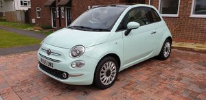 2015 Fiat 500 Lounge For Sale